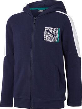 Puma Kapuzenjacke Jungen blau