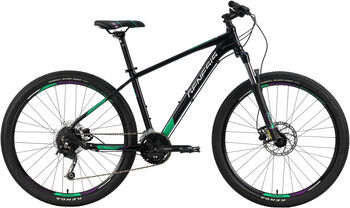 "GENESIS Solution 4.0 Mountainbike 27,5"" Damen schwarz"