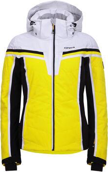 Icepeak Pamplico XF Skijacke Damen gelb