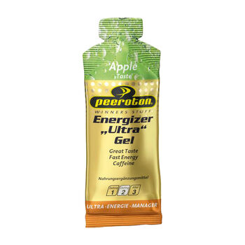 Peeroton Energizer Ultra Gel Apfel 40g grün