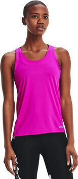 Under Armour Fly By Tanktop Damen pink