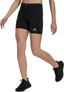 adidas OTR SHORT TGT. Lauftight kurz Damen schwarz