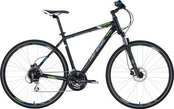 """GENESIS Speed Cross SX 3.9 Crossbike 28"""" Herren schwarz"""