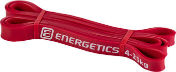 ENERGETICS Strength bands 1.0 Fitnessband rot