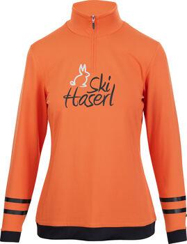 Icepeak Paragould Langarmshirt mit Halfzip Damen orange