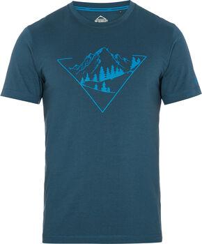 McKINLEY Mally T-Shirt Herren grün