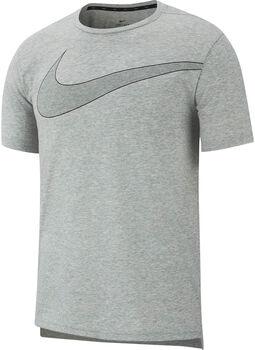 Nike Dri-FIT Breathe T-Shirt Herren grau
