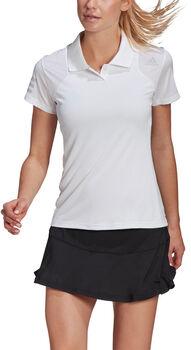 adidas Club Tennis Poloshirt Damen weiß