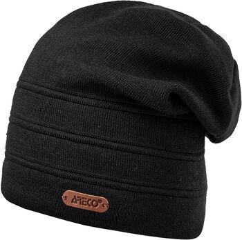 Areco Mütze Herren schwarz