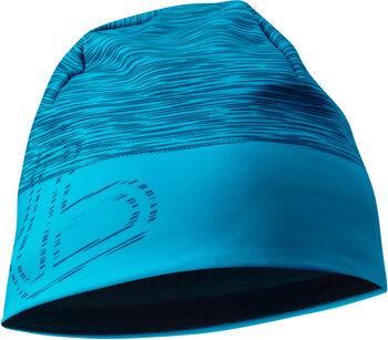 LÖFFLER Design Mütze  blau