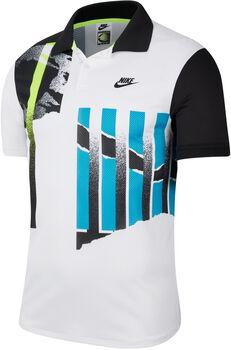 Nike  Advantage Polo NY NTHr. Tennispolo Herren weiß
