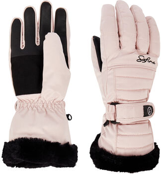 McKINLEY Blair Skihandschuhe Damen pink