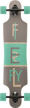 FIREFLY Freeride 2.5 Longboard grau