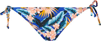 Skiny Aloha Bikini Hose Damen blau