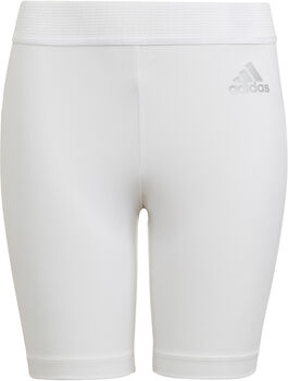 adidas Techfit Short Tights weiß