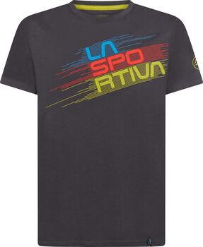 La Sportiva Stripe Evo T-Shirt Herren grau