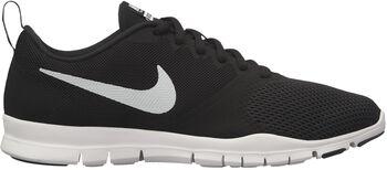 Nike Flex Essential Trainingsschuhe Damen schwarz
