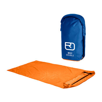 ORTOVOX Bivy Double Biwaksack orange