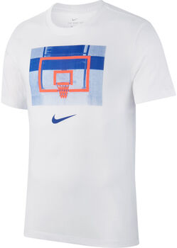 Nike Dry Backboard Trainingsshirt Herren weiß