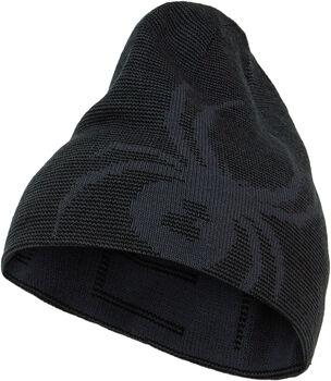 Spyder Reversible Mütze grau