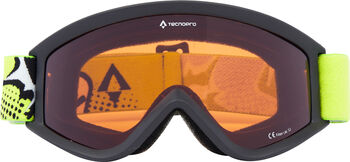 TECNOPRO Freeze 2.0 Skibrille schwarz