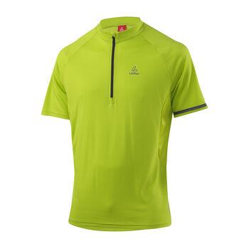 LÖFFLER Vienna HZ Bike Shirt Herren grün