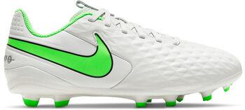 Nike Tiempo Legend 8 Academy FG/MG Fußballschuhe weiß
