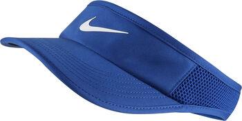 Nike NK Arobill Fthrlt Tennis Kappe Damen blau