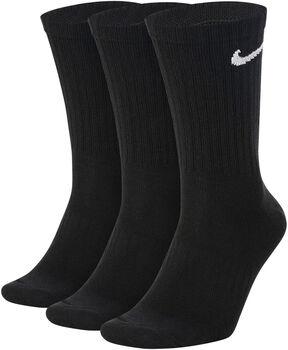 Nike U Nk Everyday Ltwt Socken - 3er-Pack schwarz