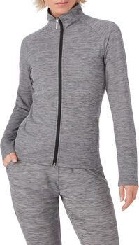 ENERGETICS Jolene Trainingsjacke Damen grau