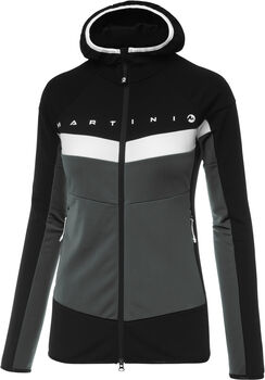 MARTINI Independent Fleecejacke Damen schwarz