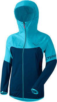 DYNAFIT Transalper Light Wanderjacke Damen blau