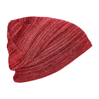 ORTOVOX Spacedye Mütze rot