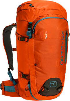 ORTOVOX Peak 35 Alpinrucksack orange
