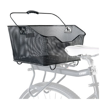 Cytec Fahrradkorb CarryMore weiß