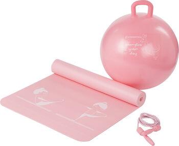 ENERGETICS Fitness-Set pink