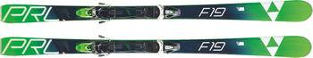 Fischer Progressor F19 TI Ski ohne Bindung grün
