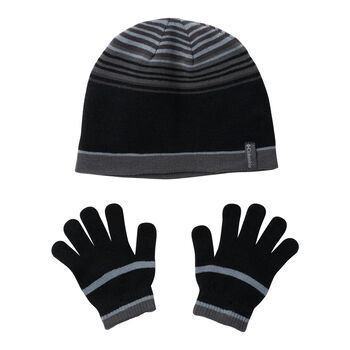 Columbia Y Hat and Glove Herren schwarz
