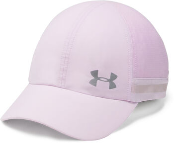 Under Armour Fly By Laufkappe Damen lila