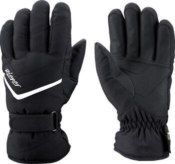 Ziener Krippenstein GORETEX Handschuhe Damen schwarz