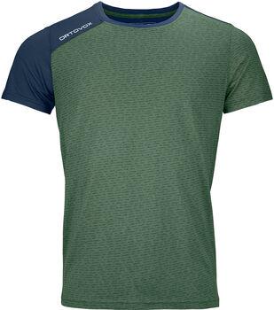 ORTOVOX 120 Tec T-Shirt Herren grün