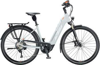 KTM Macina Style 620 E-Trekkingbike grau