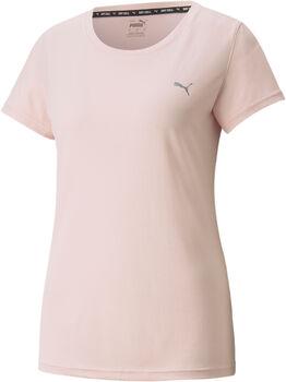 Puma Performance Tee. T-Shirt Damen pink