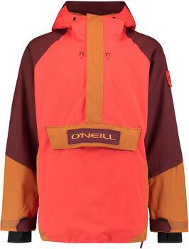 O'Neill Skijacke Herren rot
