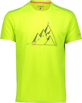 CMP Monza T-Shirt Herren gelb