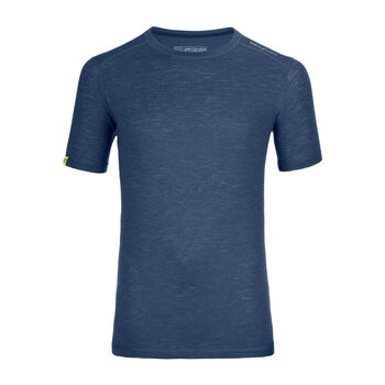 ORTOVOX 105 Ultra T-Shirt Herren blau