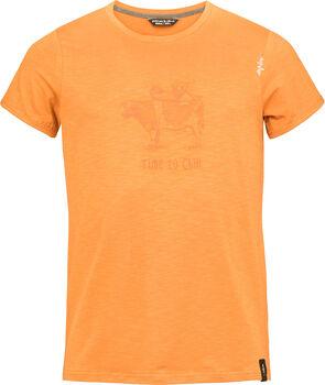 Chillaz Cow T-Shirt Herren braun