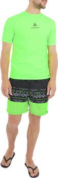 FIREFLY Laryn Sonnenschutzshirt Herren grün