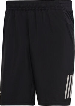 adidas Club 3-Streifen Shorts Herren schwarz