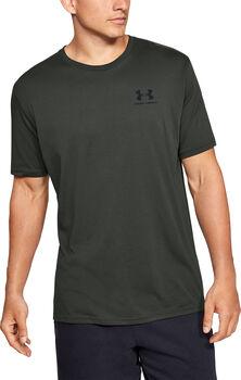 Under Armour Sportstyle Left Chest T-Shirt Herren grün